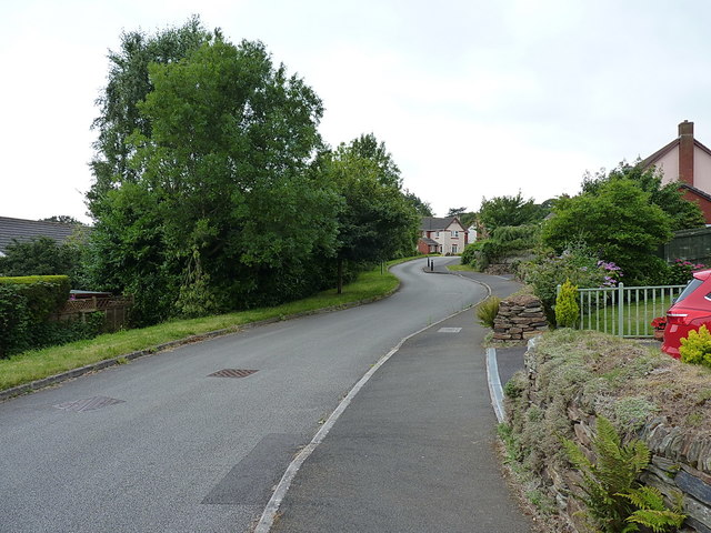 Heritage Way, Sidmouth