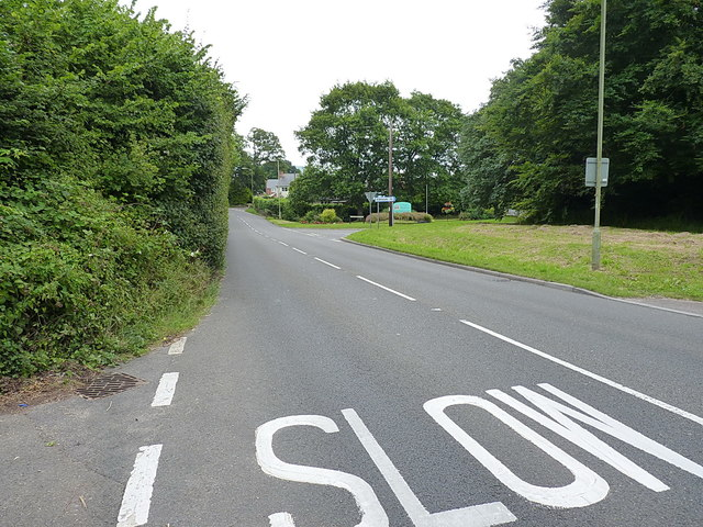 Turn right for Sidmouth