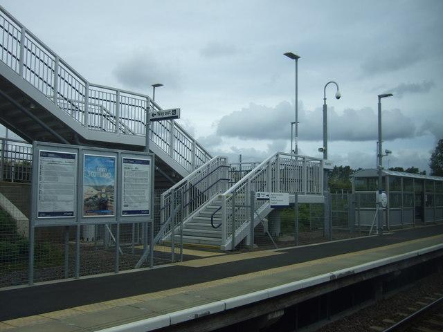 Shawfair Railway Station