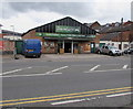 SO8555 : Dovetails furniture shop, Pheasant Street, Worcester by Jaggery