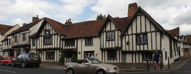 The Swan at Lavenham, 100 High Street, Lavenham