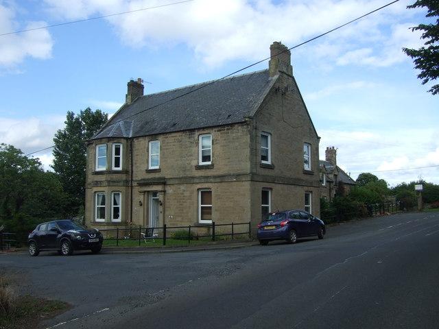 House, Chirnsidebridge