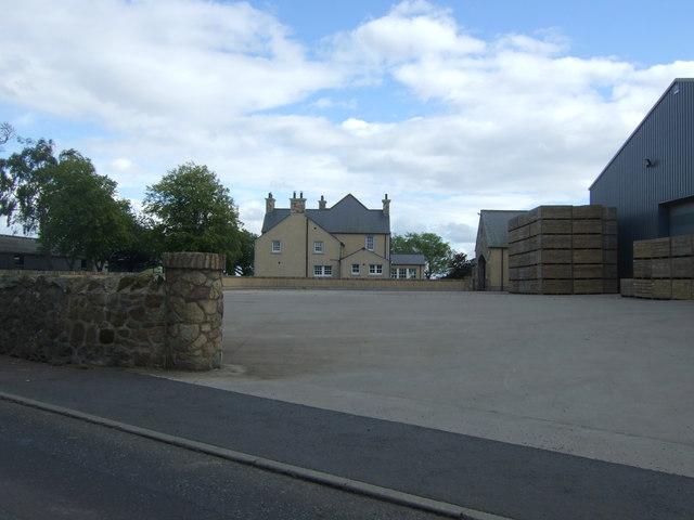Farmhouse, Ninewells Mains