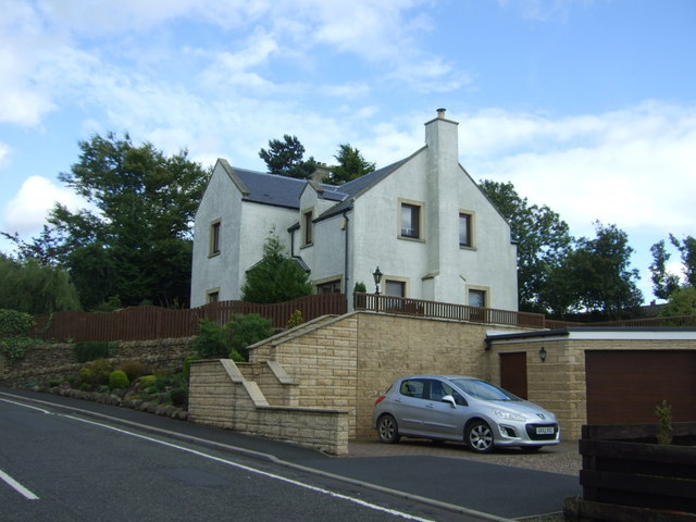 House on Main Street West End, Chirnside