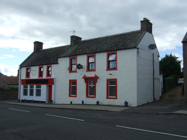 The Red Lion Inn, Chirnside