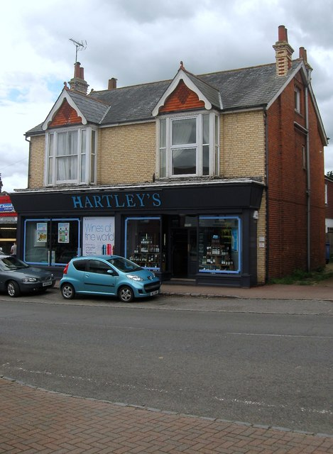 Commercial Buildings (2), High Street, Henfield