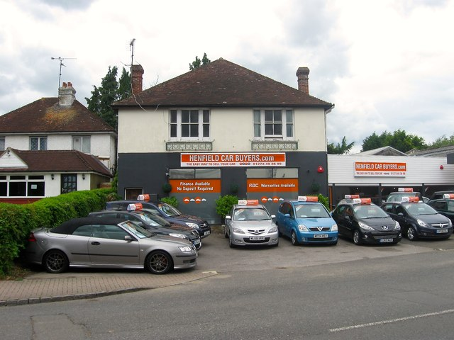 Used Car Dealers, High Street, Henfield