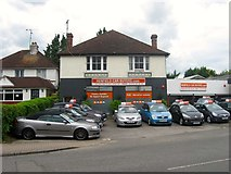 TQ2115 : Used Car Dealers, High Street, Henfield by Simon Carey