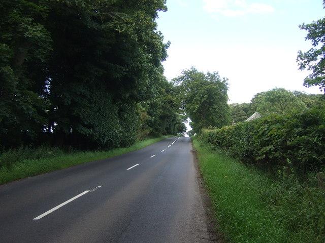 B6355, Edington Hill