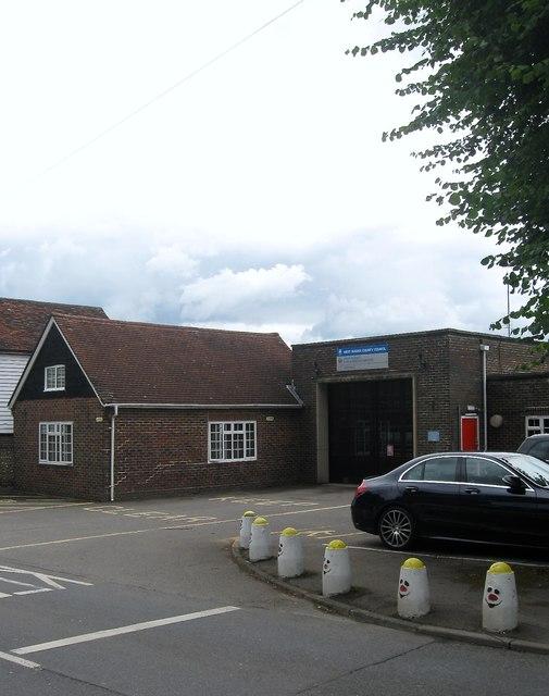 Fire Station, High Street, Henfield