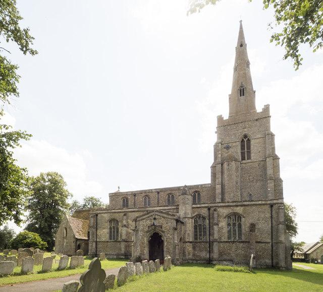 St Mary, Bluntisham
