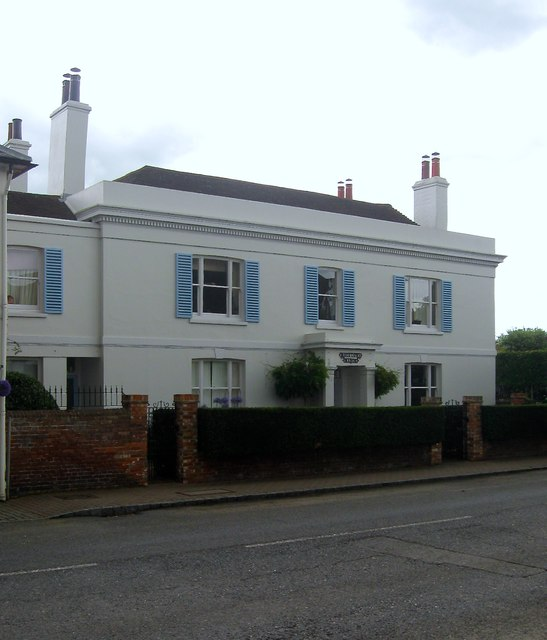 Moustows Manor, High Street, Henfield