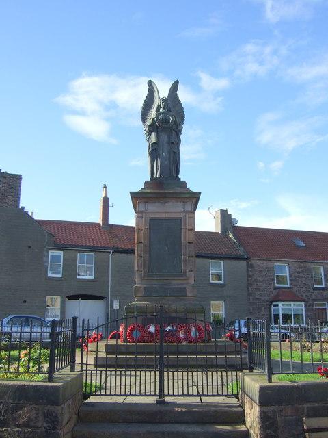 War Memorial, Berwick