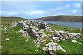 HU4694 : Daalaskeo, beside Whale Firth by Des Blenkinsopp