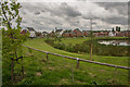 SK3518 : A housing estate near Cliftonthorpe, Ashby by Oliver Mills