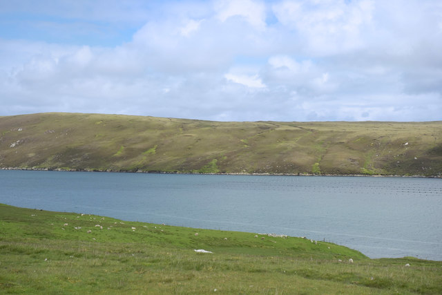 View over Whale Firth