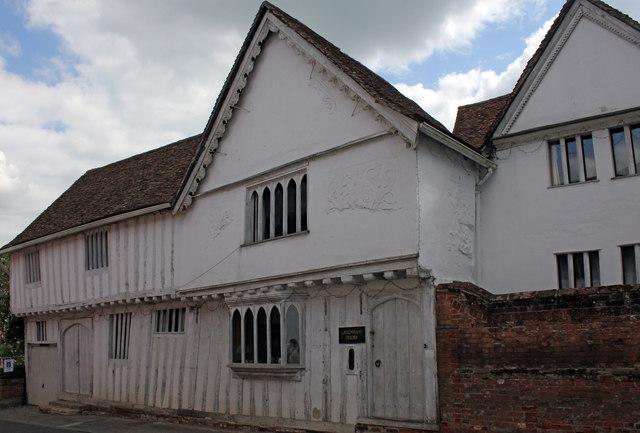 Lavenham Priory, 67 and 68 Water Street, Lavenham