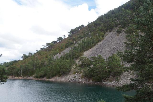 An Lochan Uaine, Pass of Ryvoan