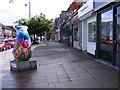 SP1094 : High Street Scene by Gordon Griffiths