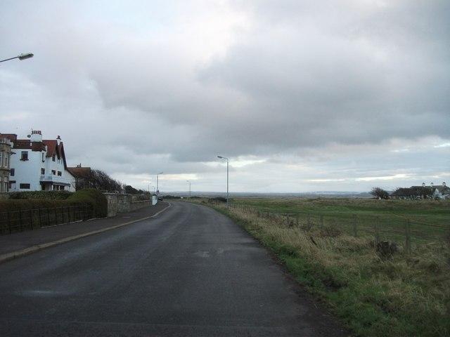 Crosbie Road, Troon