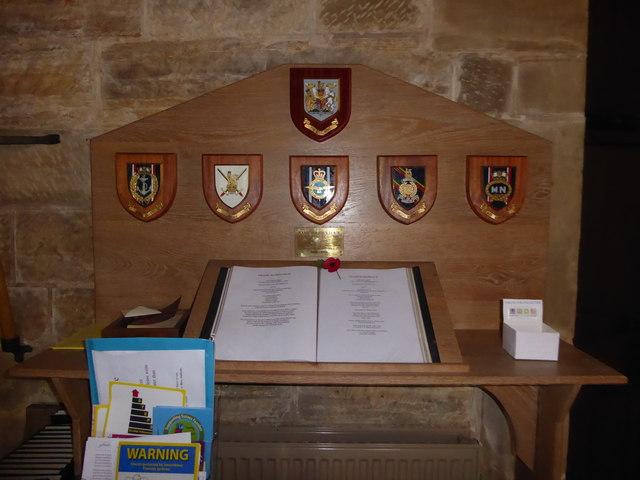 Inside St Philip, Burwash Weald (iv)
