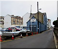 SS5247 : Ilfracombe Sea Cadets building, Ropery Road, Ilfracombe by Jaggery