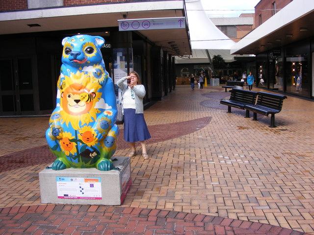 Gracechurch Shopping Centre