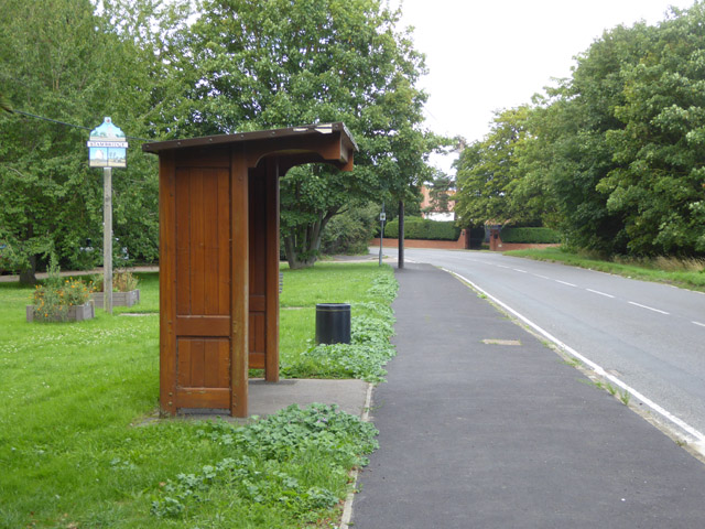 Bus shelter, Stambridge