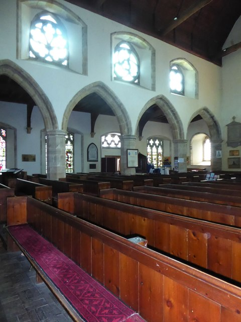 Inside St Mary, Ticehurst (f)