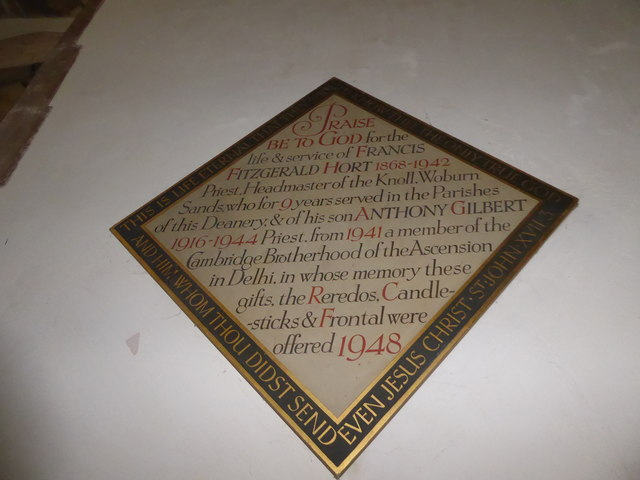 St Mary, Ticehurst: memorial (9)