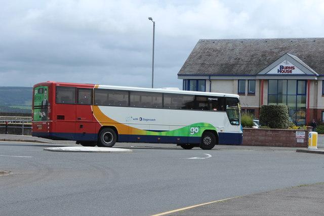 Stagecoach Bus, Stranraer