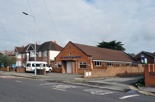 King George VI Day Centre, Clarence Road