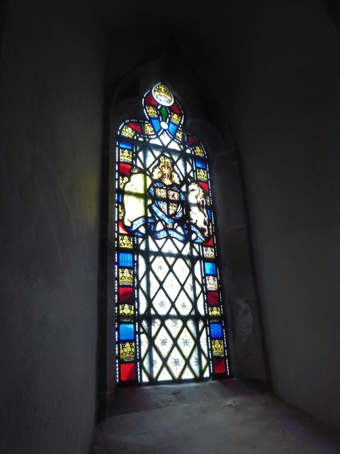 St Mary, Ticehurst: stained glass window (2)