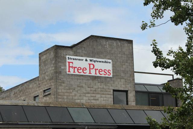 Free Press, Stranraer