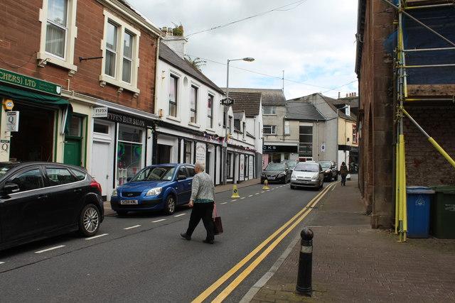 Bridge Street, Stranraer