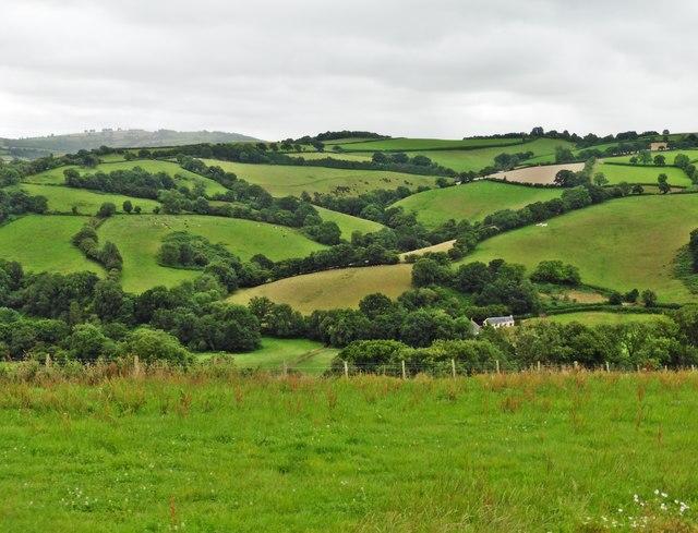 Upper Dart Valley