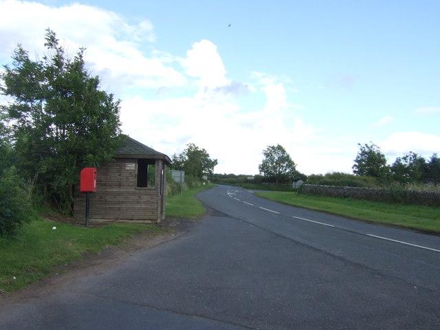 A6105, Mordington