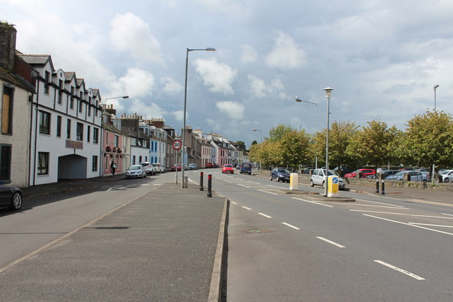 Agnew Crescent, Stranraer