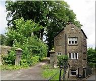 SJ9689 : House on the A626 by Philip Platt