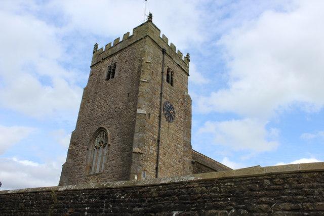 St. Bartholomew's Church Tower, Chipping