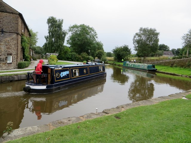 On the Peak Forest Canal