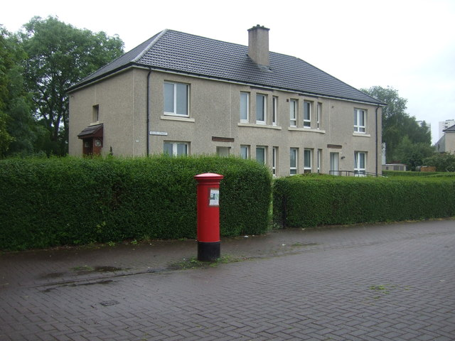 House on Killin Street, Shettleston
