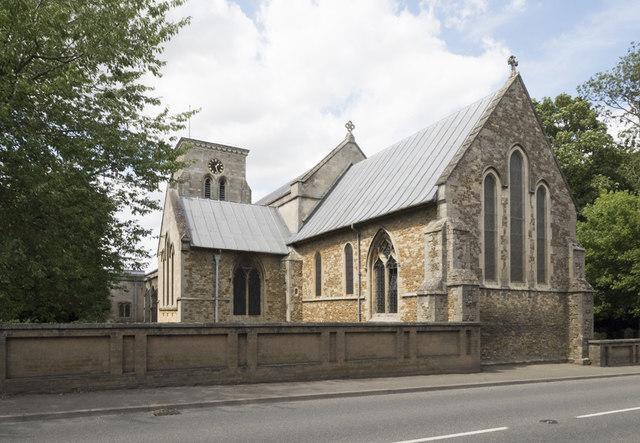 Holy Trinity, Haddenham