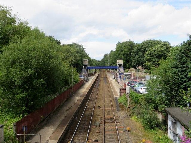 Marple railway station