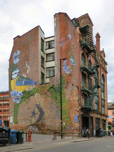 Port Street Mural