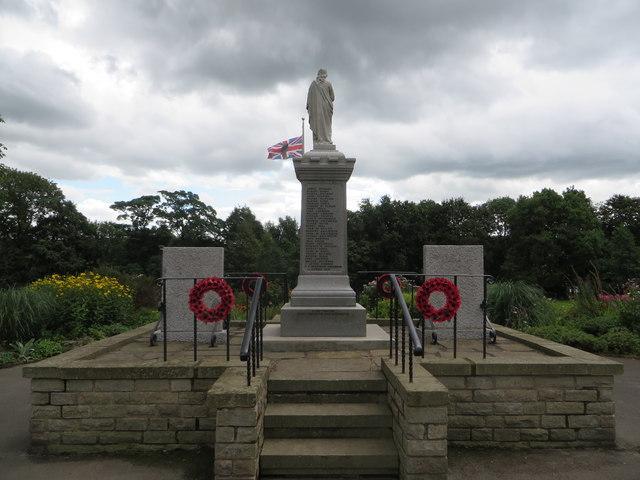 Marple war memorial