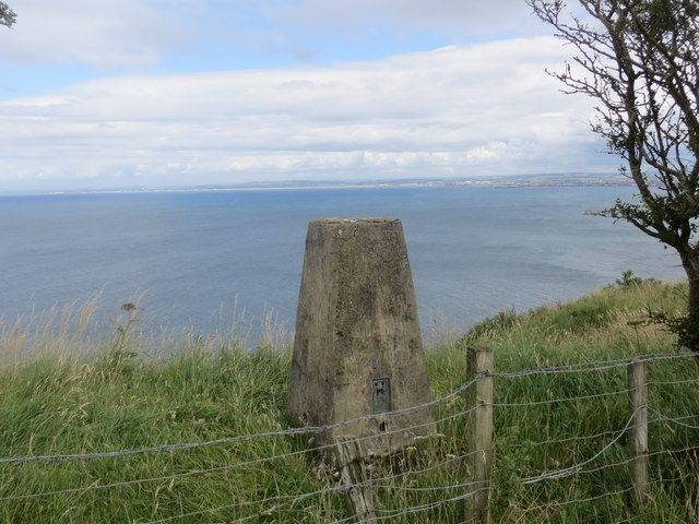 Bower Hill Triangulation pillar, Heads of Ayr