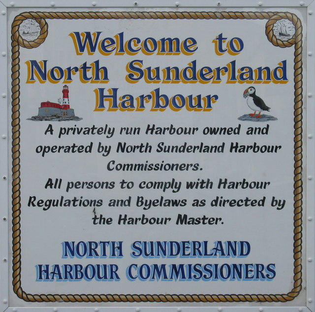 Welcome to North Sunderland Harbour