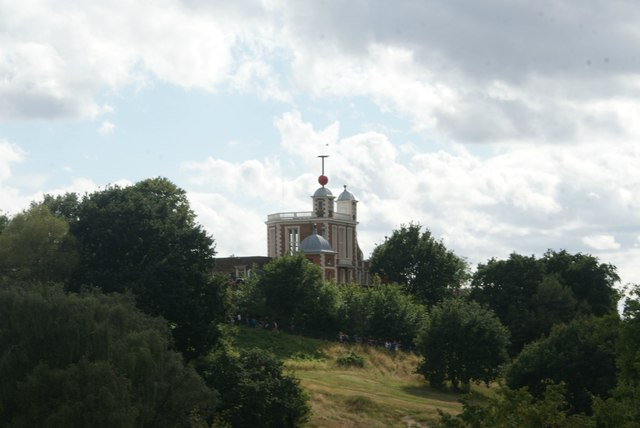 View of the Royal Observatory from Greenwich Park #2
