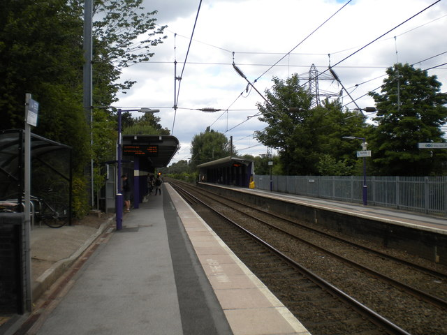 Bournville railway station (2)